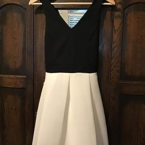 Express Dresses - Express Black & White New Dress